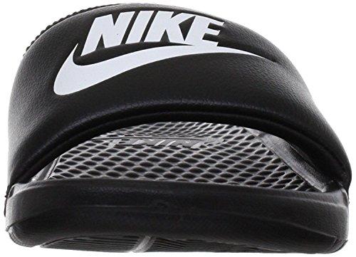 Sandali Donna Nero Nike Da Atletica bianco Benassi Jdi Slide qHgtH