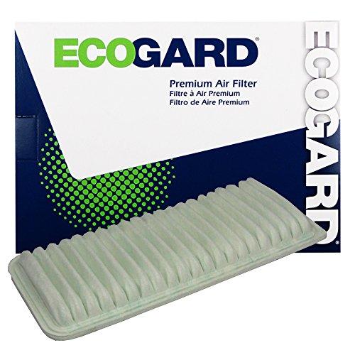 ECOGARD XA5804 Premium Engine Air Filter Fits Toyota Highlander / Lexus RX400h (Rx400h Lexus)