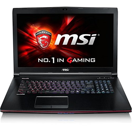 MSI GE Series GE72 Apache Pro-003 Gaming Laptop 6th Generation Intel Core i7 6700HQ (2.60 GHz) 16 GB Memory 1...