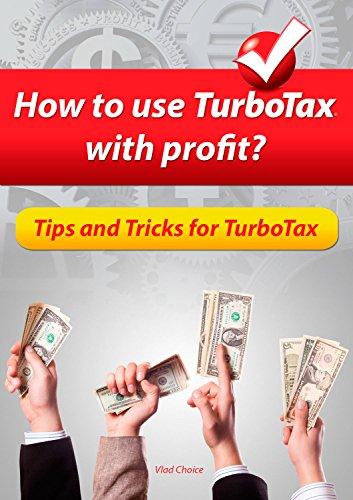 TurboTax: Tips and Tricks for TurboTax (Amazon Turbotax)