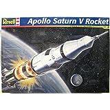 apollo saturn v rocket 1/144 scale model kit by Monogram by Monogram