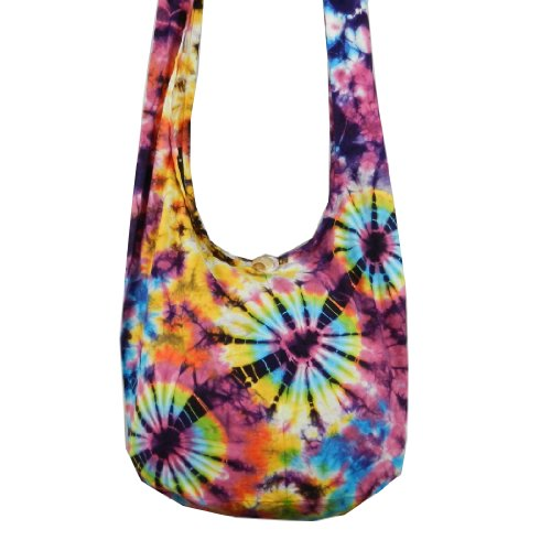 Crossbody Shoulder Bohemian Colorful Firework product image