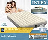 Intex Dura-Beam Standard Series Single-High Airbed, Queen
