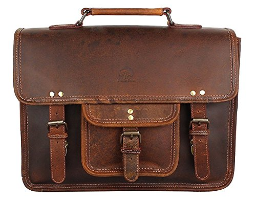 Rugged Laptop Messenger Bag - 7