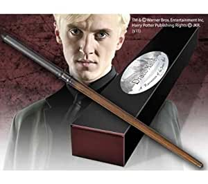 Draco Malfoy Character Wand. Harry Potter Noble Collection (accesorio de disfraz)