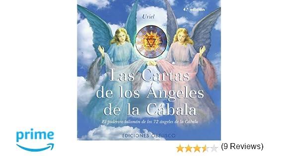 Cartas de los ángeles de la cábala+baraja: El poderoso ...