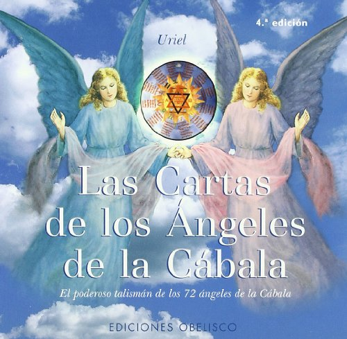 Las Cartas De Los Angeles De La Cabala / The Cards of the Kabbalah Angels: El Poderoso Talisman de los 72 Angeles de la Kabbalah / The Powerful Charm of the 72 Kabbalah Angels (Spanish Edition) [Uriel] (Tapa Blanda)