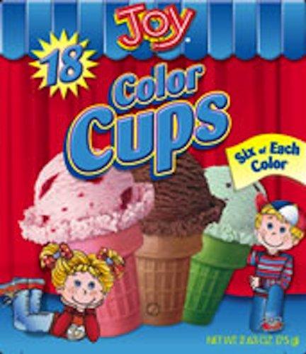 amazoncom joy cone 24count ice cream cups 35oz 2 pack - 432×500