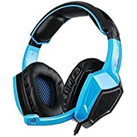 Sades Gaming Headset Cellphone Headphone Basic Info