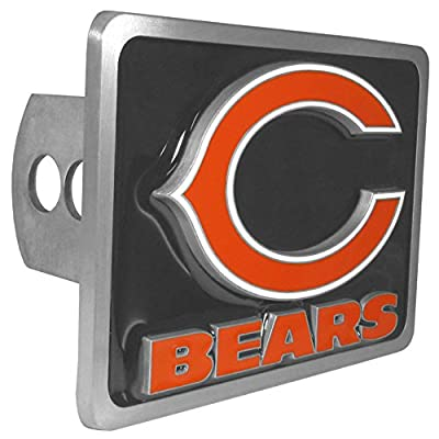Siskiyou Chicago Bears NFL Hitch Cover, Class II & III: Automotive