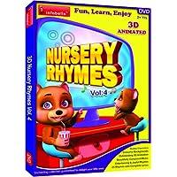 Nursery Rhymes 3D Animated Vol. 4