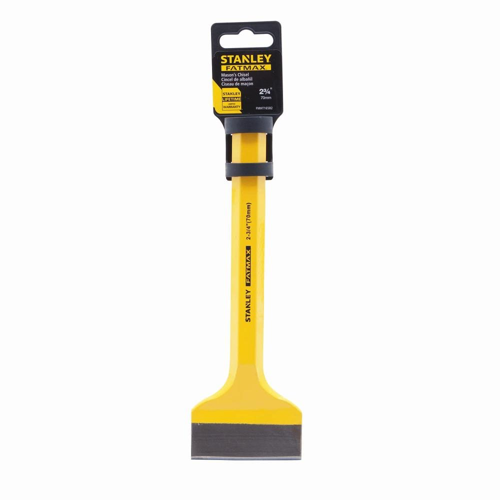 Stanley FMHT16582 FATMAX Masons Chisel 2-3//4 2-3//4 Stanley Tools