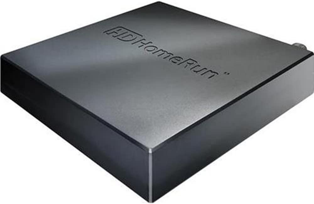 HDHR5-2US Bonus Includes Indoor Flat 4K HDTV Multi-Directional Antenna SiliconDust HDHomeRun Connect Duo 2