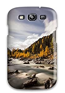 Hot Snap On Hard Case Cover Stream Protector For Galaxy S3