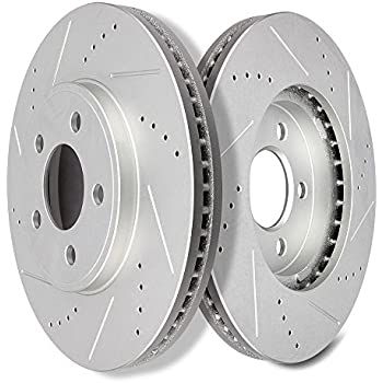 2009 2010 2011 Ford Crown Victoria OE Replacement Rotors Ceramic Pads R