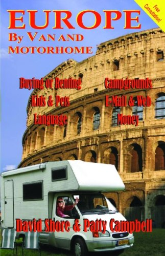 Europe Motorhome David Shore Campbell product image