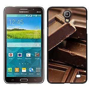 Queen Pattern - FOR Samsung Galaxy Mega 2 - Chocolate - Cubierta del caso de impacto con el patr???¡¯???€????€?????n Art Designs