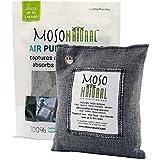 Moso Naturals, Air Purifying Bag 200g Charcoal