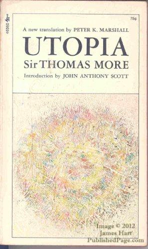 Utopia (Literary Criticism (1400-1800)) - Essay