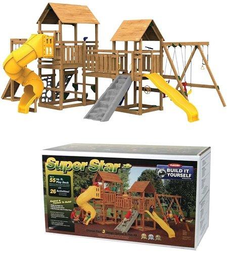 n Building Kit - BIY Building Kit Superstar XP Play Tower ()