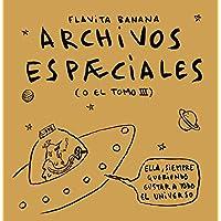 Archivos espæciales (CARAMBA)