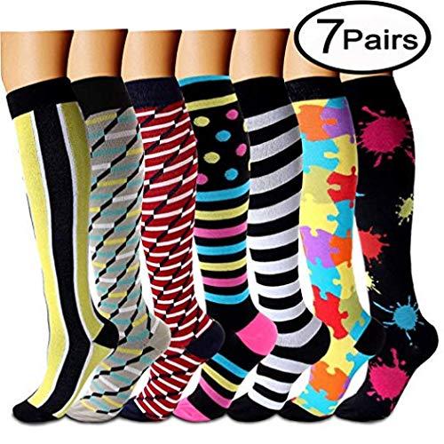 package of knee high socks - 7
