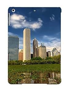 [fvMIJtd9780rclPm]premium Phone Case For Ipad Air/ Chicago Tpu Case Cover(best Gift Choice)