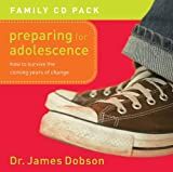 img - for Preparing for Adolescence CD Pack: How to Survive the Coming Years of Change by Dr. James Dobson Ph.D (1999-09-17) book / textbook / text book