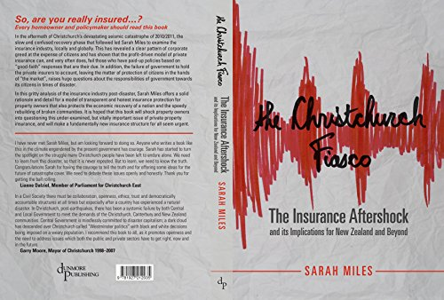 Amazon The Christchurch Fiasco The Insurance Aftershock And