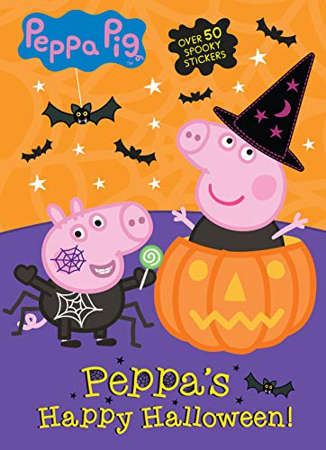 Kindergarten Halloween Activities (Peppa's Happy Halloween! (Peppa)