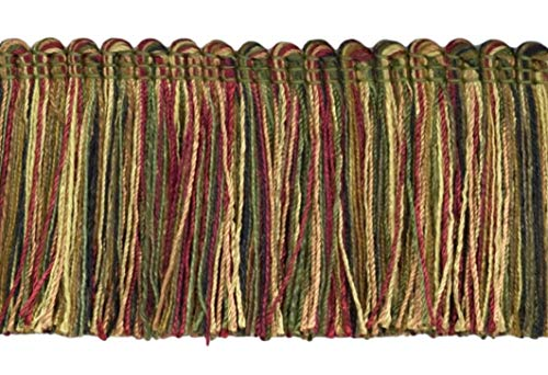 "DÉCOPRO Veranda Collection 2"" Brush Fringe Trim