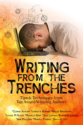 Book: Writing from the Trenches - Tips & Techniques from Ten Award-Winning Authors by Ane Mulligan