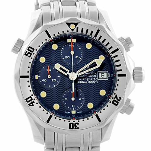 Omega Seamaster automatic-self-wind mens Watch 2598.80.00 (Certified Pre-owned)