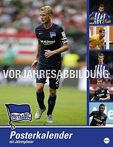 Hertha BSC Posterkalender - Kalender 2017