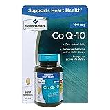 Member's Mark – Co Q-10 100 mg, 180 Softgels Review