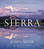 Image of By John Muir - My First Summer in the Sierra: Illustrated Edition (100 Ill An) (2.8.2011)