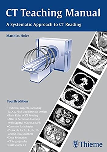 ct teaching manual a systematic approach to ct reading rh amazon com