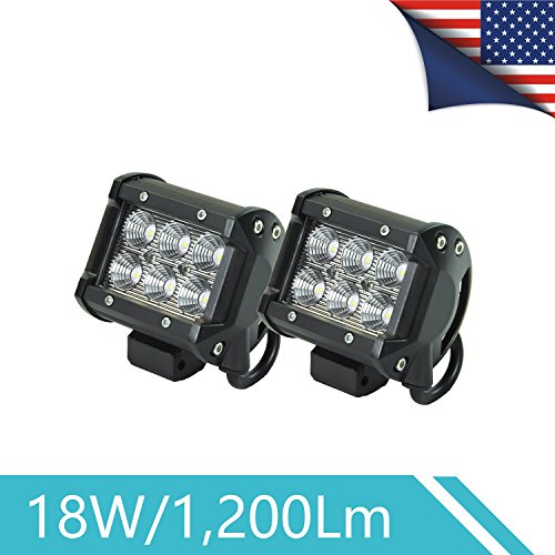 Led Offroad Lights At Night in Florida - 2