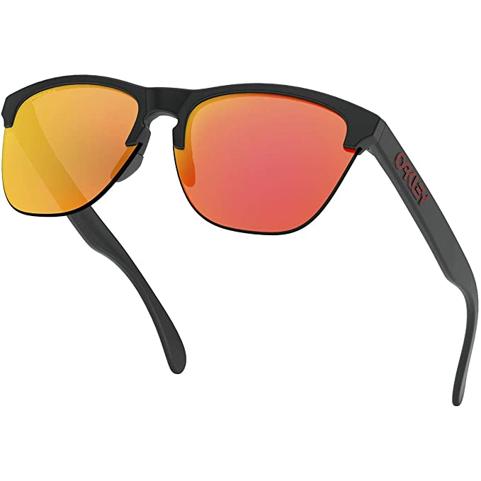 643aa097eabaf Amazon.com  Oakley Men s Frogskins Lite Round Sunglasses