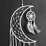 Dremisland Dream Catcher New Moon Design Handmade
