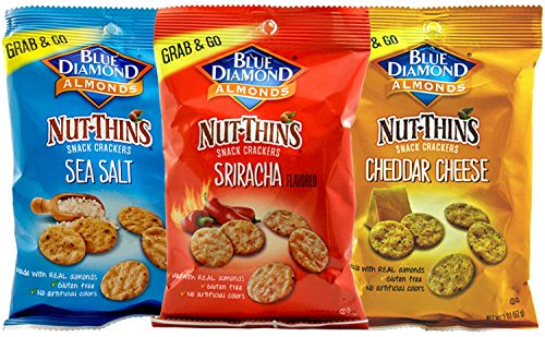 Diamond Nut Thins Cracker Variety Sriracha product image