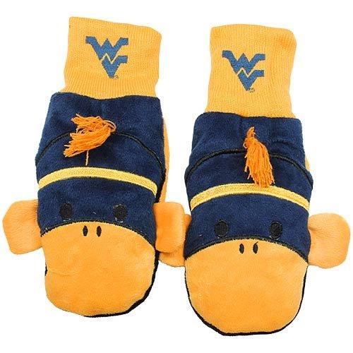 NCAA Michigan Wolverines Mascot Mitten (Wolverine Mascot)