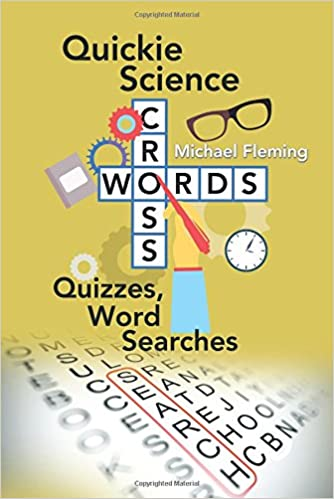 Book Quickie Science Crosswords, Quizzes, Word Searches