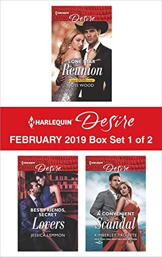 Harlequin Desire February 2019 - Box Set 1 of 2: An Anthology