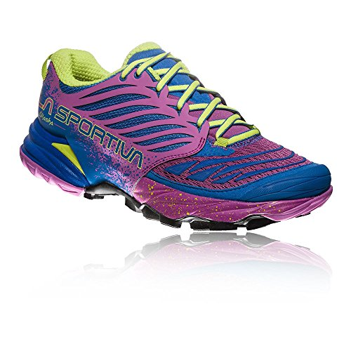 Sportiva Marine Purple para Running de Woman Mujer Akasha Zapatillas Trail Multicolor Blue 000 La dw0qx7vd