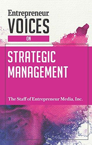 [FREE] Entrepreneur Voices on Strategic Management RAR