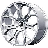 "Motegi Racing Techno Mesh S Series Silver Finish Wheel (18x8.5""/5x120mm"")"
