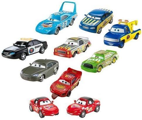 Disney Pixars Cars Radiator Springs 10 Pack: Amazon.es: Juguetes y juegos