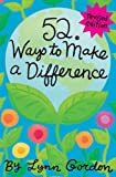 Ways to Make a Difference, Lynn Gordon, 0811862488