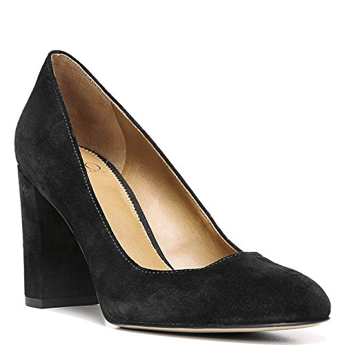 Sarto by Franco Sarto Aziza Pump(Women's) -Black Leather Buy Cheap Discounts Outlet Pick A Best Browse For Sale Shopping Online Ebay Sale Online JQ8s4l1r